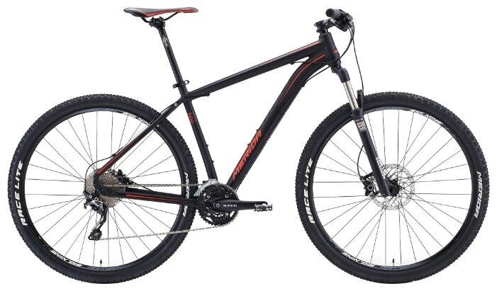 Горный (MTB) велосипед Merida Big.Nine 500 (2015)