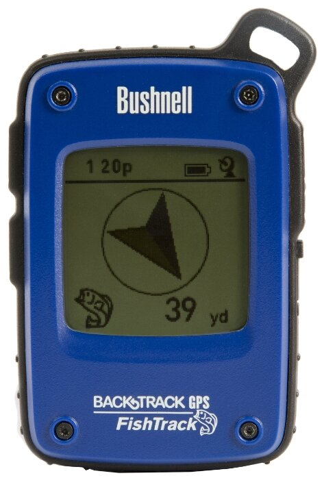 Навигатор Bushnell BACKTRACK FISHTRACK 360610