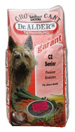 Корм для собак Dr. Alder`s С-2 КРОКАНТ СЕНЬОР говядина крокеты Для пожилых собак