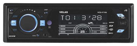Автомагнитола Velas VCU-F106