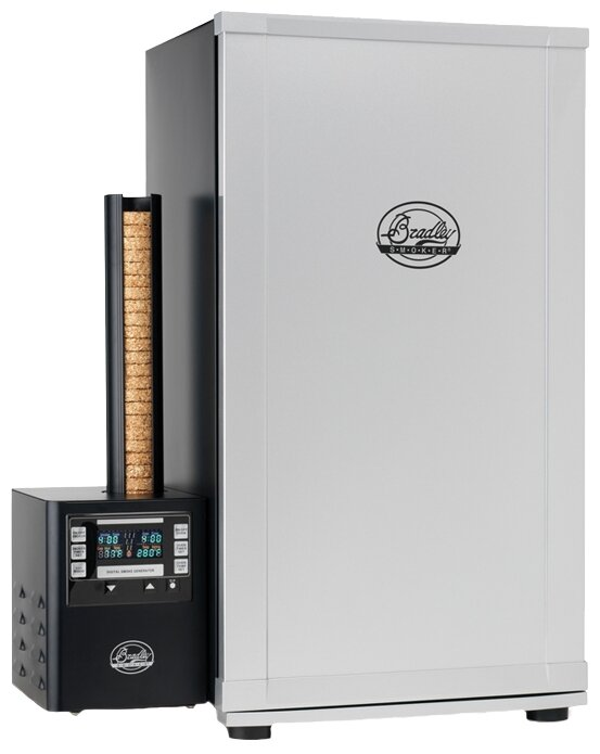 Коптильня Bradley Smoker Digital 4 Rack BTDS76CE-EU