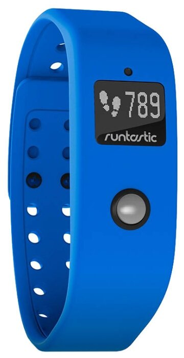Умный браслет Runtastic Orbit RUNOR1 Black-Blue