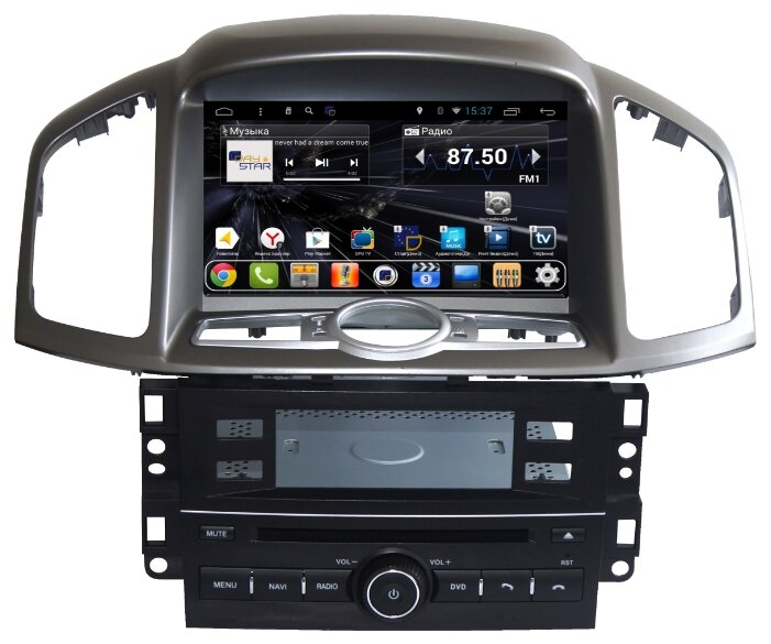 Daystar DS-7066HD Chevrolet Captiva ANDROID