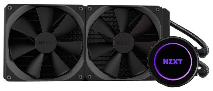 NZXT Кулер для процессора NZXT Kraken X62 (RL-KRX62-02)