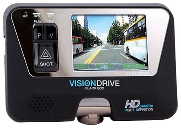 Visiondrive Visiondrive VD-8000HDS 2 CH