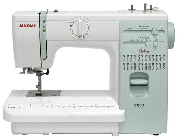 Janome 7522
