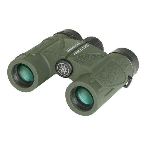 Купить Бинокль Meade Wilderness 10x25 зеленый