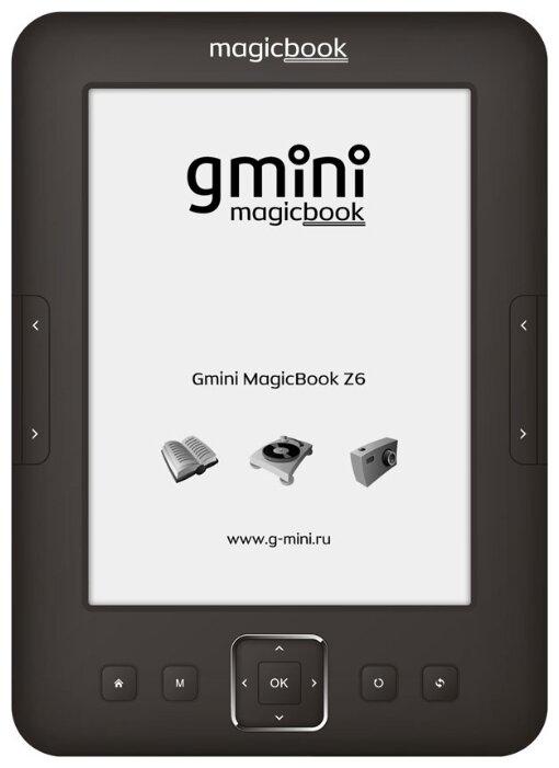 Gmini Электронная книга Gmini MagicBook Z6