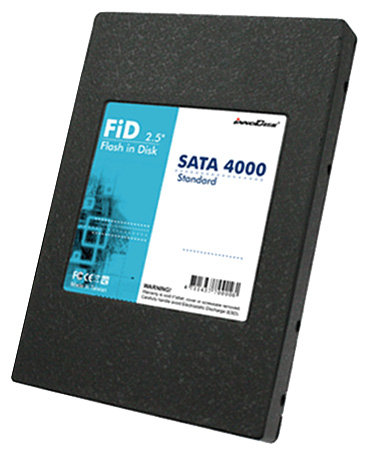 Твердотельный накопитель InnoDisk SATA 4000 16Gb
