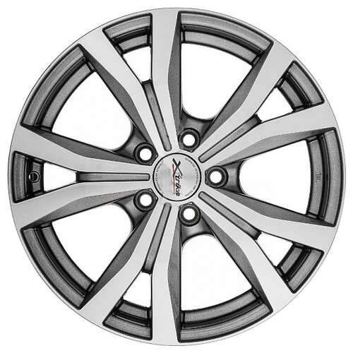 цена на Колесный диск X'trike X-119 6.5x16/5x112 D57.1 ET45 HSB/FP
