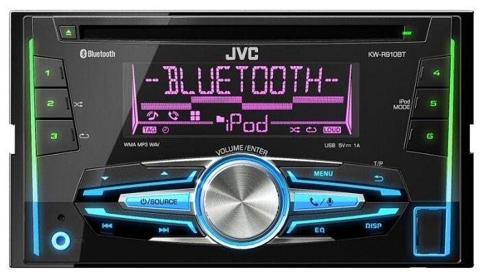 JVC KW-R910BTE