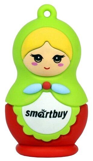 SmartBuy Флешка SmartBuy X'mas series Matrioshka 16GB