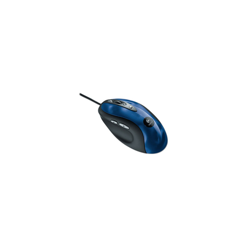 Мышь Logitech MX 510 Performance Optical Mouse Blue USB+PS/2