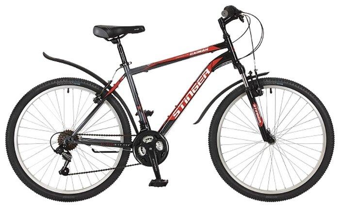 Велосипед для взрослых Stinger Caiman 26 (2017)