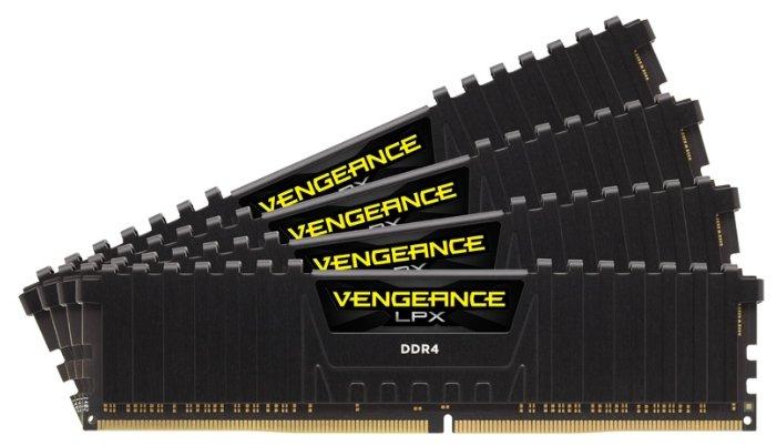 Corsair Оперативная память Corsair CMK16GX4M4A2133C15