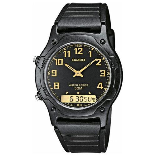 Наручные часы CASIO AW-49H-1B наручные часы casio aw 81d 7a
