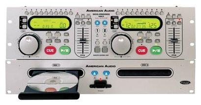 American Audio DCD-PRO300 MKII