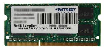 Оперативная память Patriot Memory PSD38G16002S