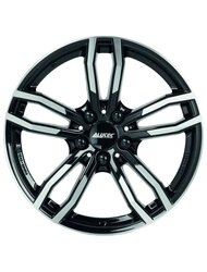 Диск Alutec Drive 7,5x17/5x120 ЕТ34 D72,6 Diamant black front polished - фото 1