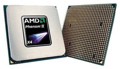 AMD Phenom II X4 Black Zosma