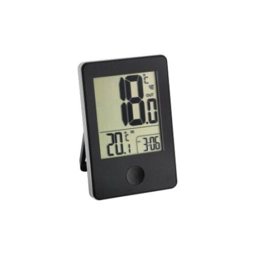 Термометр TFA 30.3051.01 черный