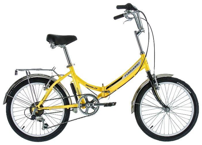 Велосипед для взрослых FORWARD Arsenal 2.0 (2017)