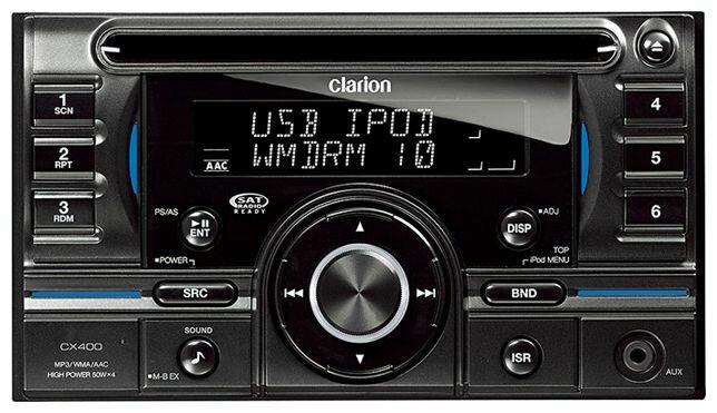 Clarion CX400