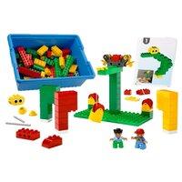 Конструктор LEGO Education Machines and Mechanisms 9660 Простые структуры