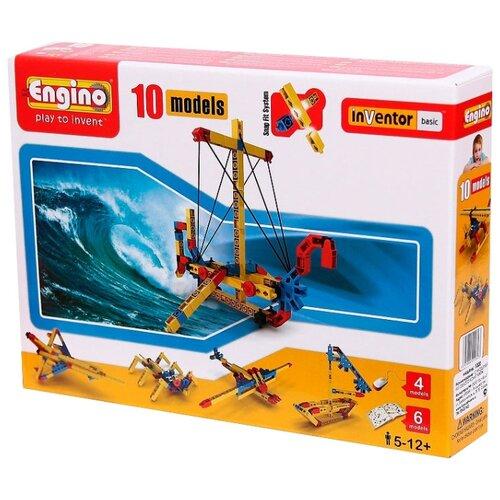 Купить Конструктор ENGINO Inventor Basic 1020 10 моделей, Конструкторы