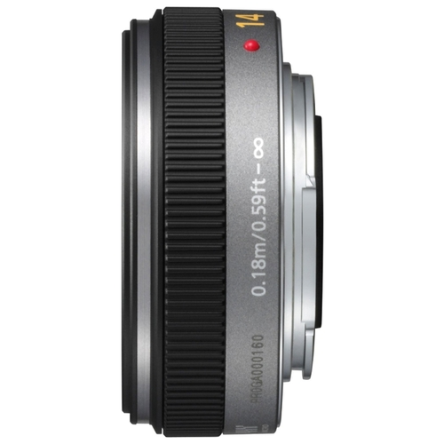 Объектив Panasonic 14mm f/2.5 Aspherical (H-H014E) Объективы