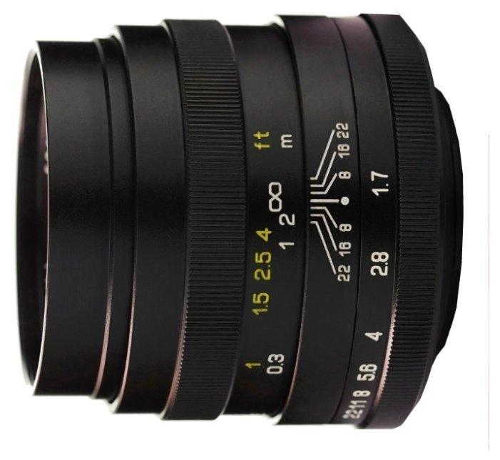 Объектив Mitakon Freewalker 24mm f/1.7 Fujifilm X