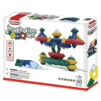 Конструктор WEDGiTS Imagination Set 300653 50 деталей