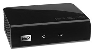 Western Digital WD TV II