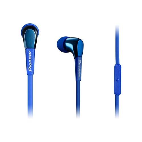 Наушники Pioneer SE-CL722T blue наушники sony mdr xb50ap blue