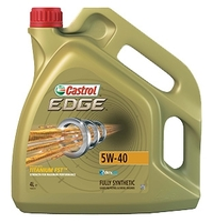 Моторное масло Castrol Edge 5W-40 4 л