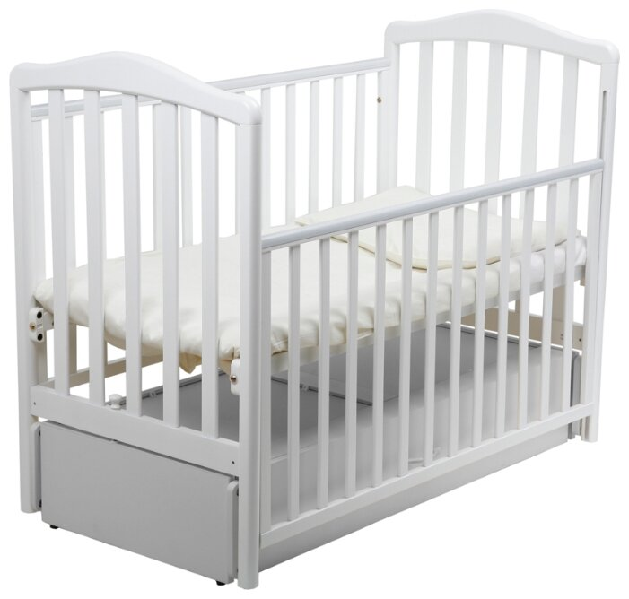 Кроватка Papaloni Винни (маятник)