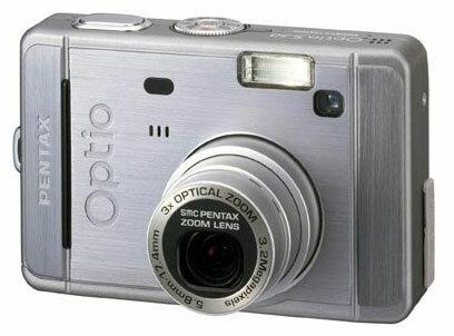 Фотоаппарат Pentax Optio S30