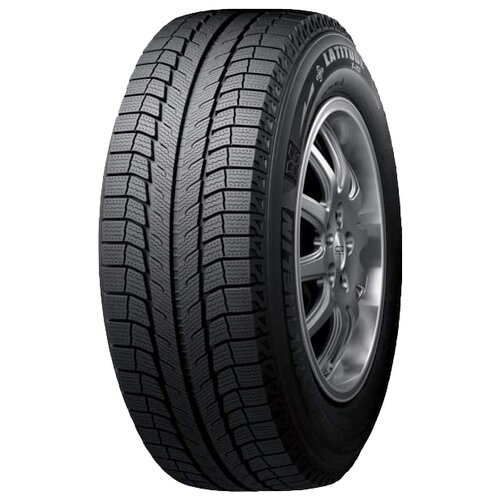 Автомобильная шина MICHELIN Latitude X-Ice 2 225/65 R17 102T зимняя michelin x ice 3 run flat 225 55 r17 97h шип