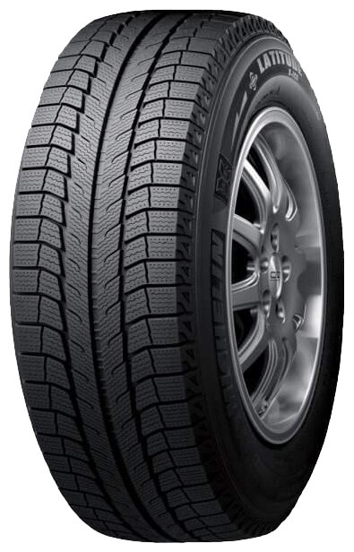 Автомобильная шина MICHELIN Latitude X-Ice 2 255/55 R18 109T