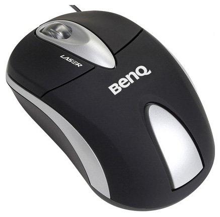 Мышь BenQ L450 Silver-BlackUSB