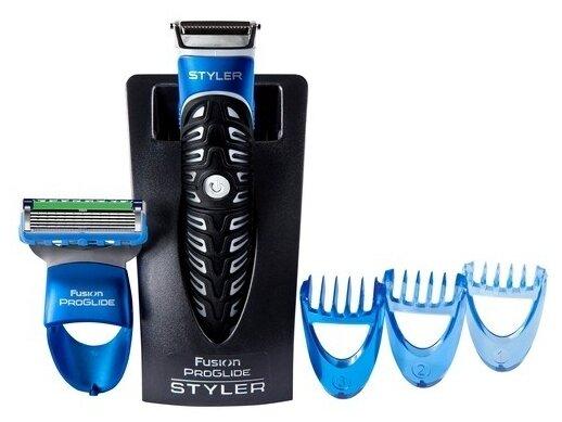 Gillette Машинка для бороды и усов Gillette Fusion ProGlide Styler