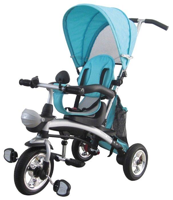 Трехколесный велосипед Sweet Baby Mega Lexus Trike Air 8/10 Grey (8313720422062)