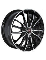 NZ Wheels F-19 BKF 5.5x13/4x98 D58.6 ET35 - фото 1
