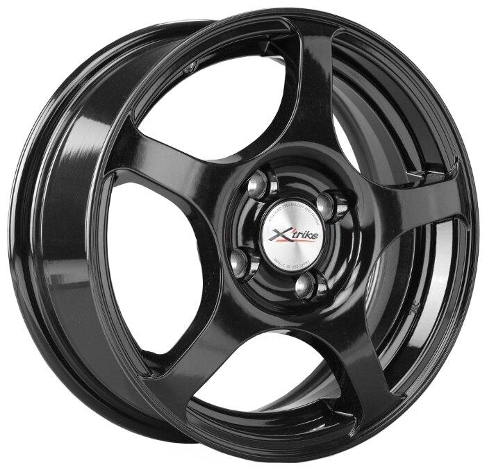 Колесный диск X'trike X-103 5.5x14/4x100 D67.1 ET45 BK
