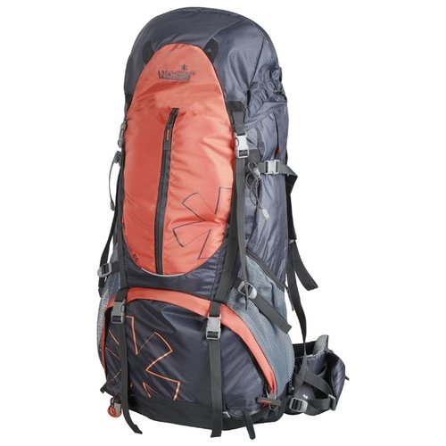 Фото - Рюкзак NORFIN Newerest 65 orange/grey рюкзак bask mustag 25 orange grey orange