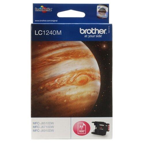Фото - Картридж Brother LC-1240M картридж brother lc 665xlc
