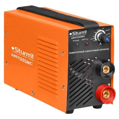 Сварочный аппарат инверторного типа Sturm! AW97I25SMC MMA сварочный аппарат инверторного типа crown ct33100 mma