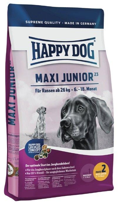 Корм для щенков Happy Dog Supreme Young GR 23 (для крупных пород)