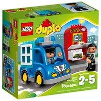"""Lego Конструктор DUPLO """"Полицейский патруль"""" (10809)"""