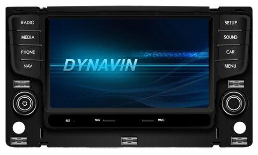 Автомагнитола Dynavin DVN-VWgolf7